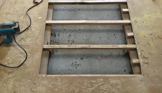 特殊清掃現場に良くある床材の種類や床下構造とは